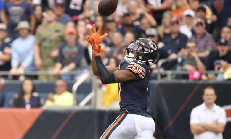Studs and duds จาก Bears' Week 4 win vs. Lions